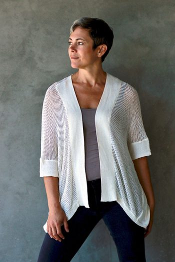 Gala Cotton Cardigan